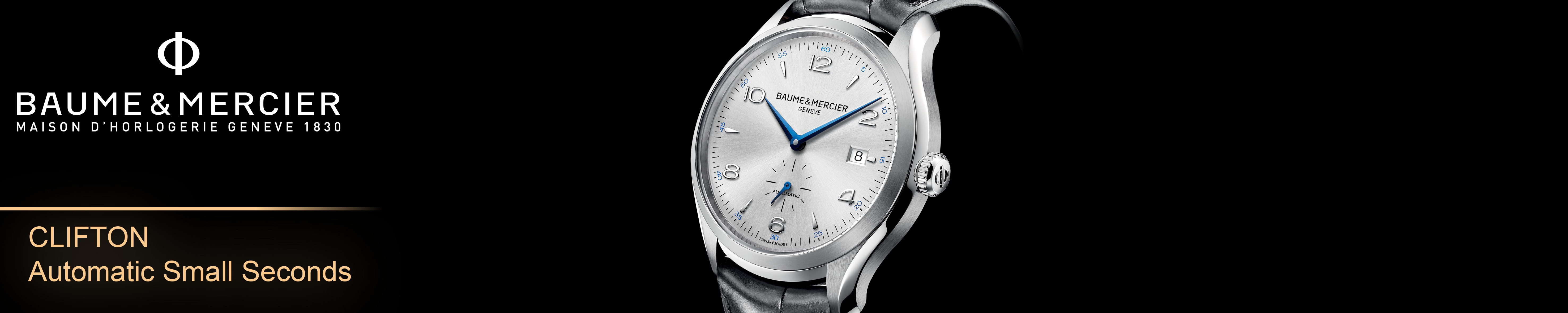 Clifton Automatic Small Seconds
