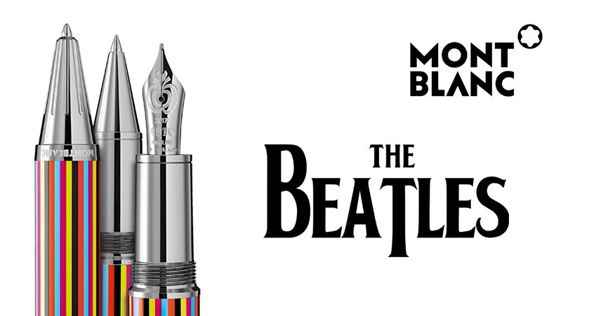 Novo - Montblanc The Beatles limitirana kolekcija