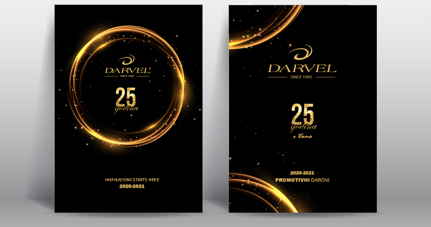 Novi katalozi Darvel 2020/21