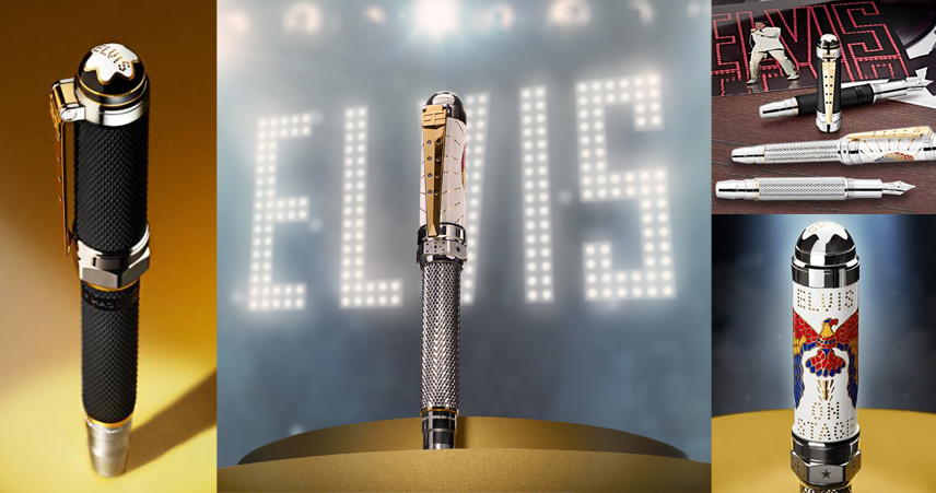 Montblanc Elvis Presley - A tribute to the King of Rock 'n' Roll