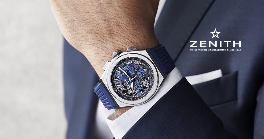 Zenith Defy El Primero 21